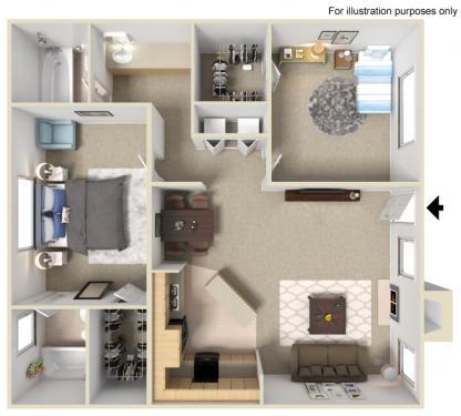 Floorplan - B5 image