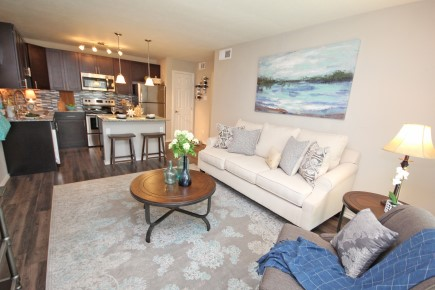 Spacious Floor Plans at Forest Cove Apartments in Dallas, Texas