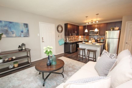 Stylish Upgrades at Forest Cove Apartments in Dallas, Texas