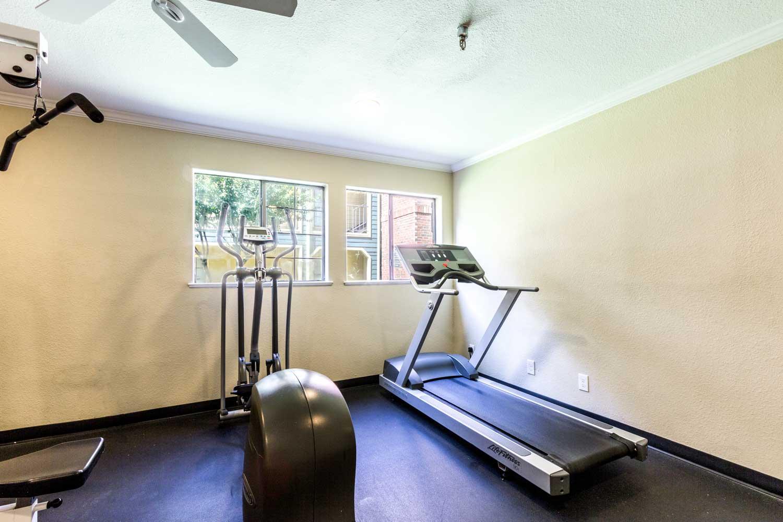 Cardio Equipmentat Forest Hills in Apartments Dallas, TX