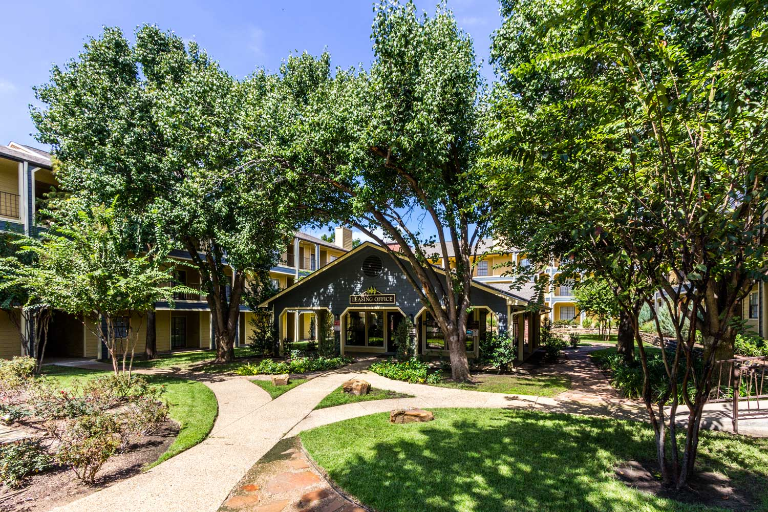 Leasing Officeat Forest Hills Apartments in Dallas, TX