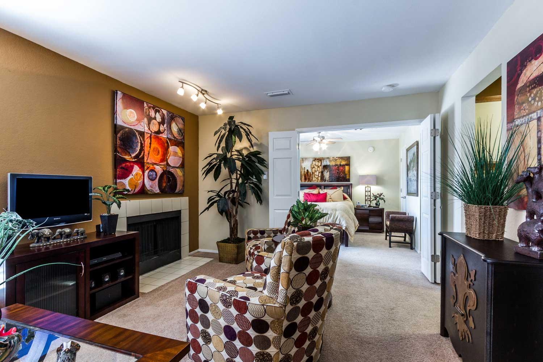 Plush Carpetingat Forest Hills Apartments in Dallas, TX