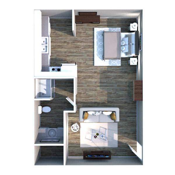 Floorplan - ST2 image