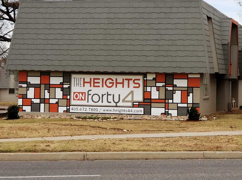 One and Two Bedroom Apartment for Rent at The Heights on Forty4 at Oklahoma City, OK