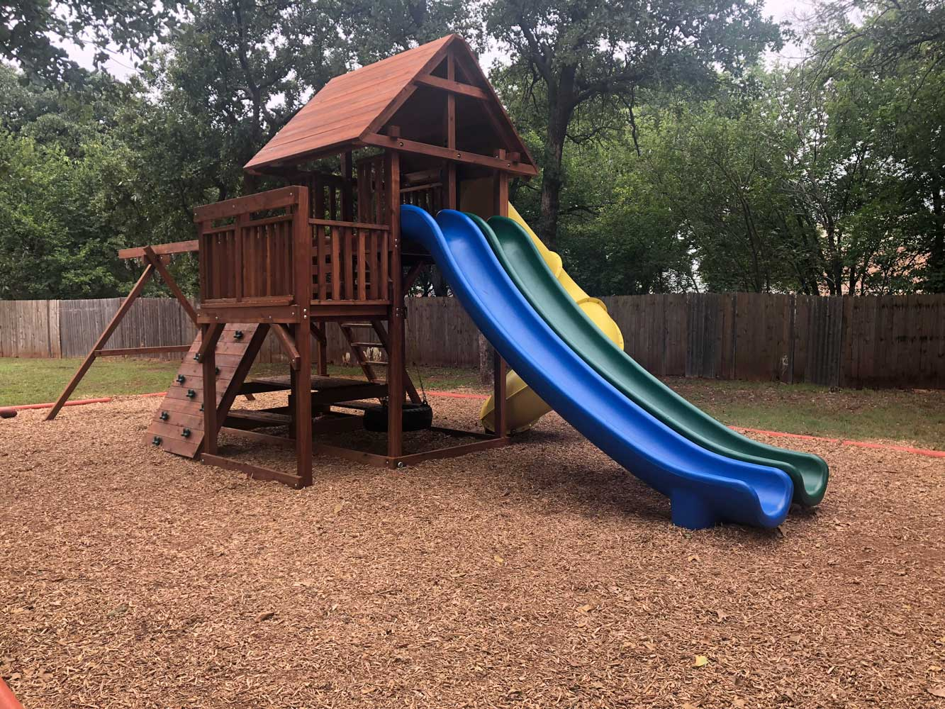 Playground at The Heights on Forty4 at Oklahoma City, OK