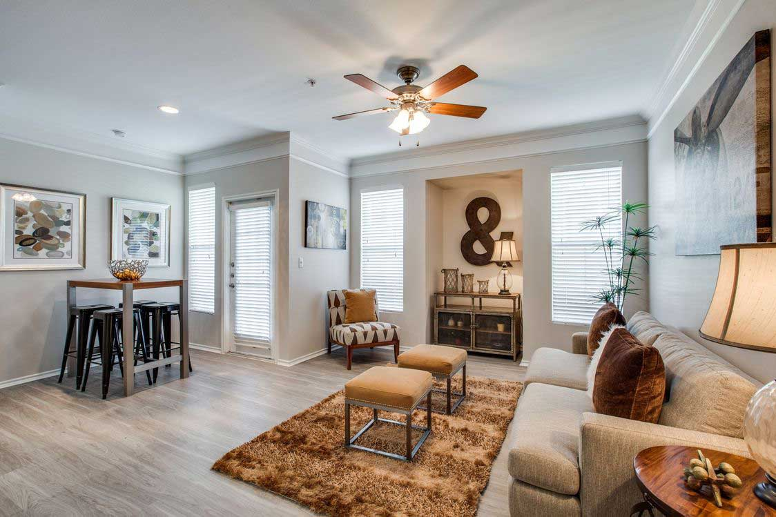 Spacious Apartments at The Ranch at Fossil Creek Apartments in Haltom City, TX