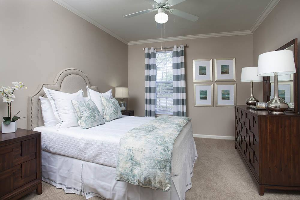 Spacious Floor Plans at The Village at Fountain Lake Apartments in Gonzales, Louisiana