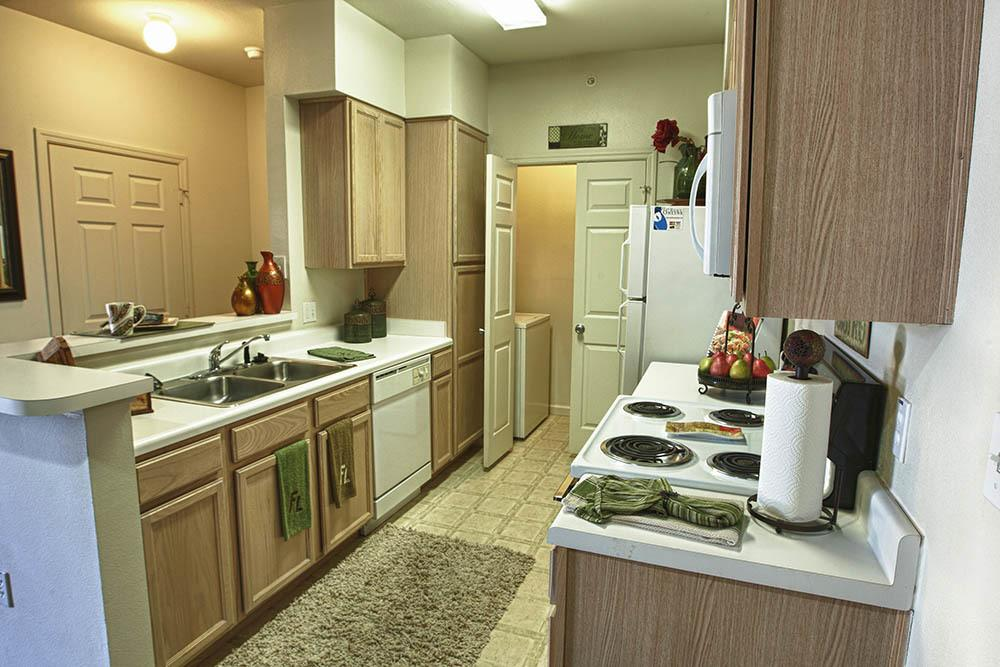 Electric Appliances at The Village at Fountain Lake Apartments in Gonzales, Louisiana