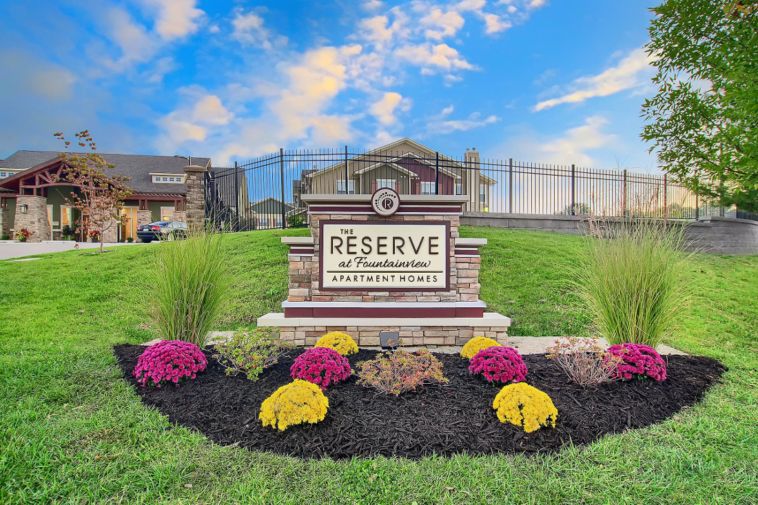 The Reserve at Fountainview