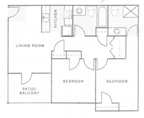 Floorplan - The Morgan image