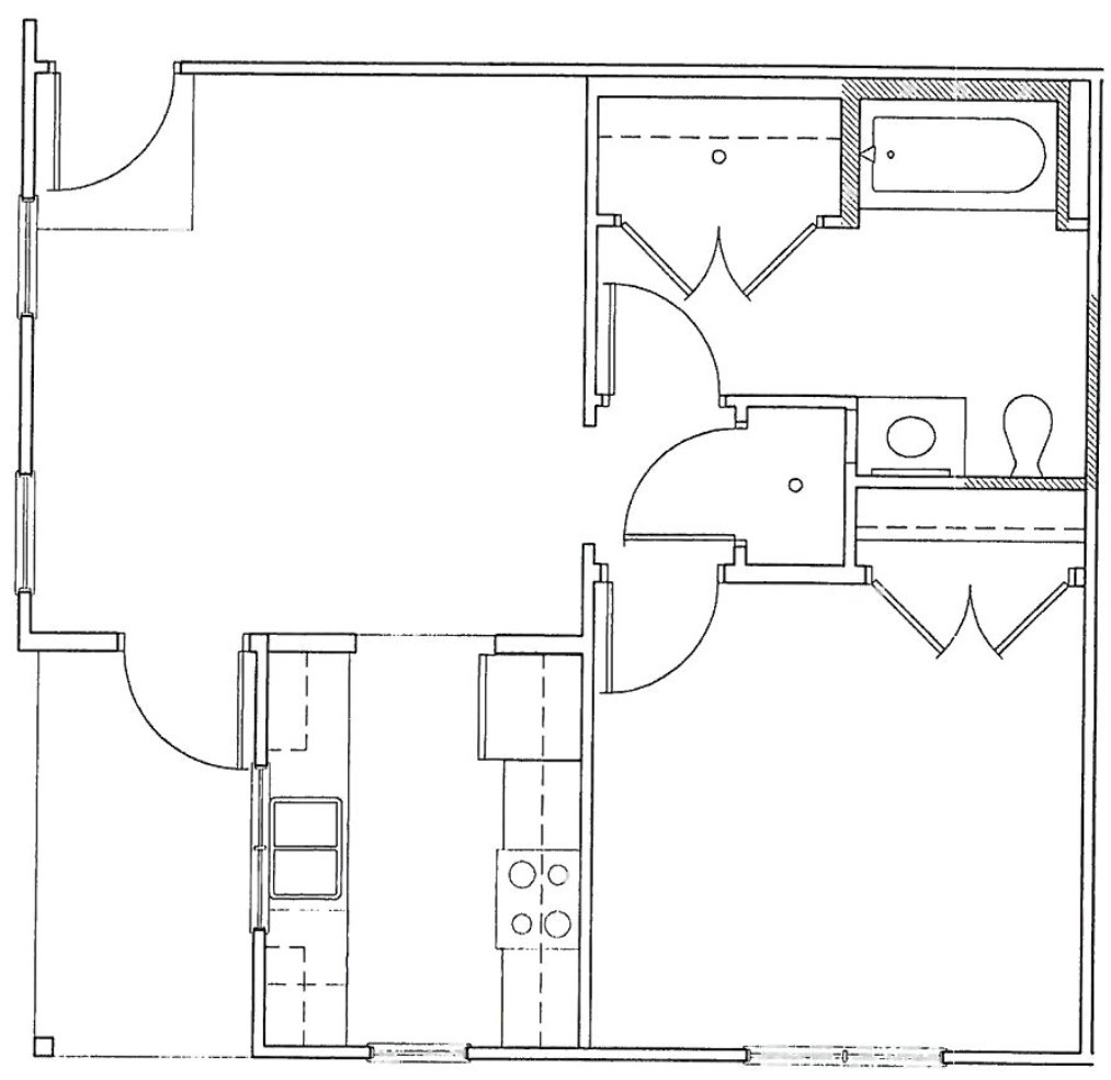 Floorplan - The Arabian 1  image