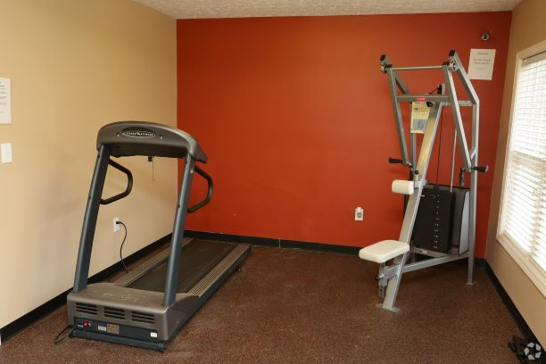 Fitness Center at Gleneagles Apartments in Lexington, Kentucky