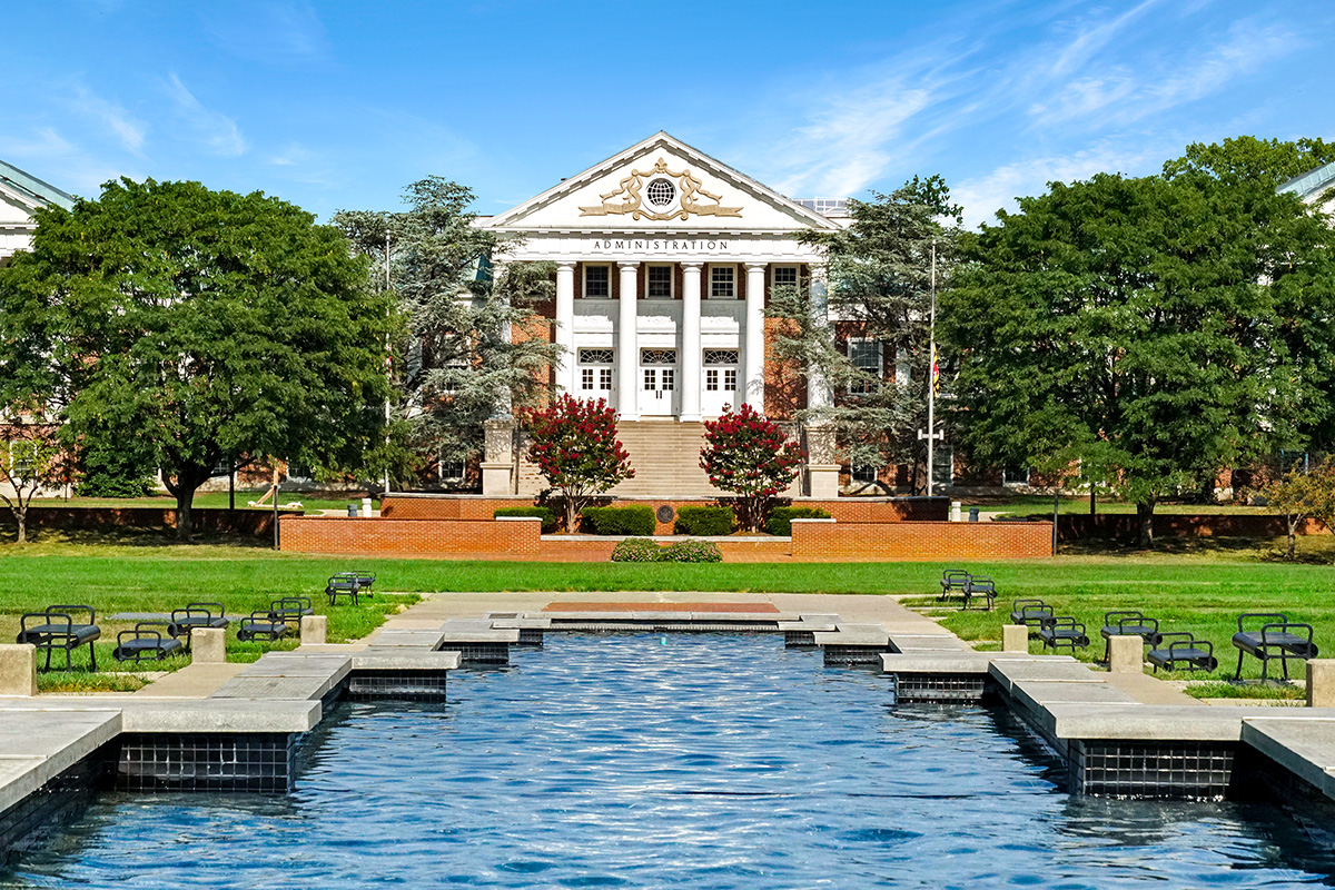 Easy commute to University of Maryland, College Park