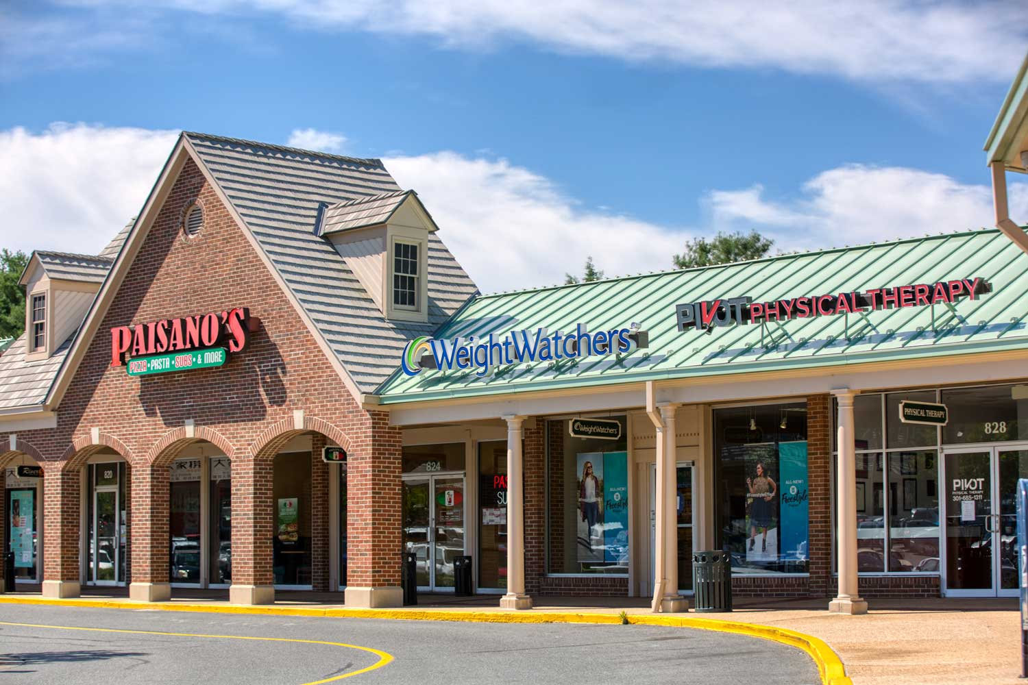 5 minutes to Muddy Branch Square shopping center in Gaithersburg, MD