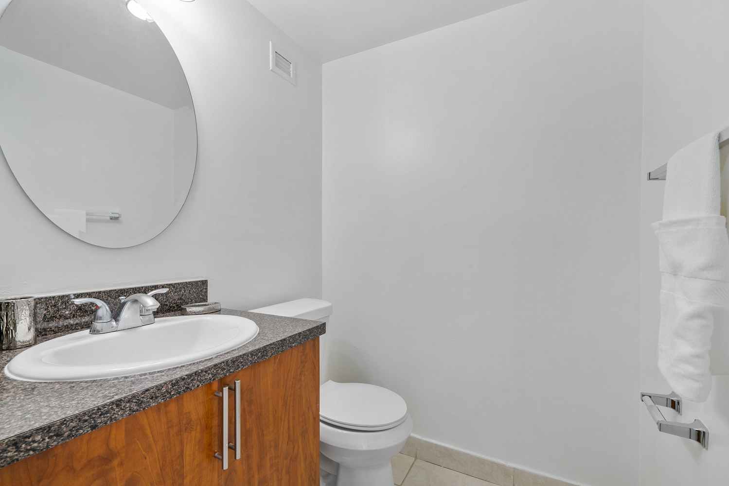 Bathroom Interior  at Grand Island Square Apartments in North Miami Beach, Florida
