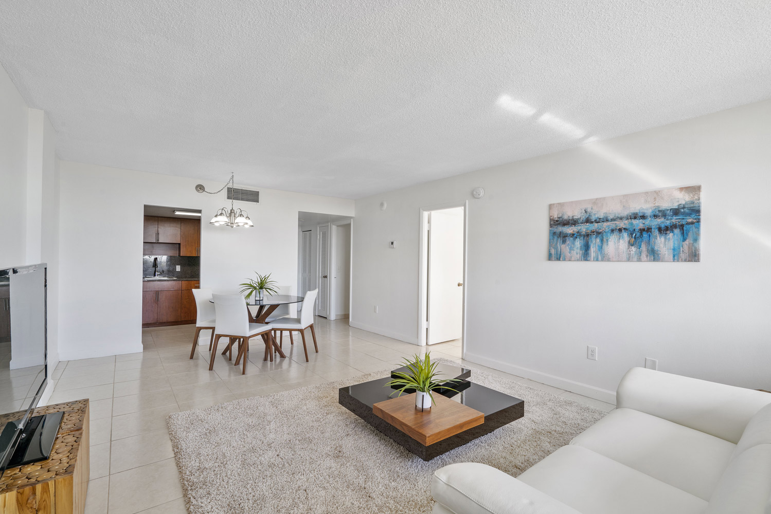 Interior Apartment  at Grand Island Square Apartments in North Miami Beach, Florida