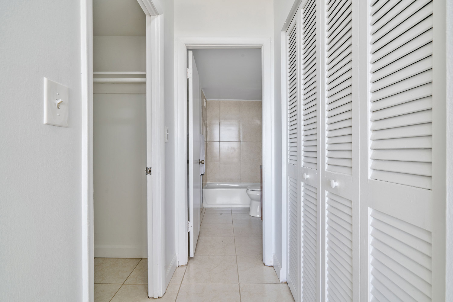 Ample Closet Space  at Grand Island Square Apartments in North Miami Beach, Florida