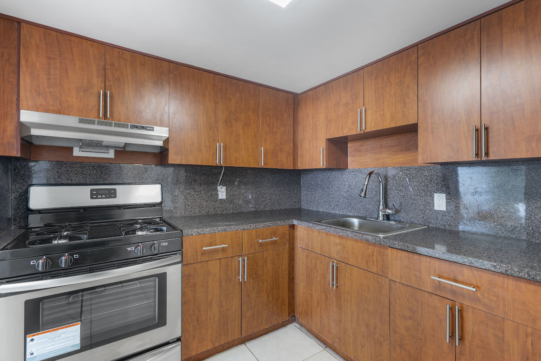 Large Kitchen  at Grand Island Square Apartments in North Miami Beach, Florida