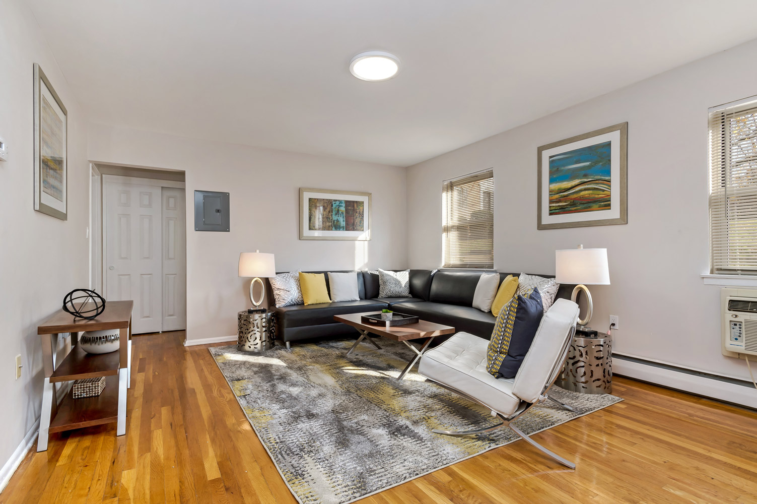 Spacious Floor Plans at Grandview Gardens Apartments in Edison, New Jersey