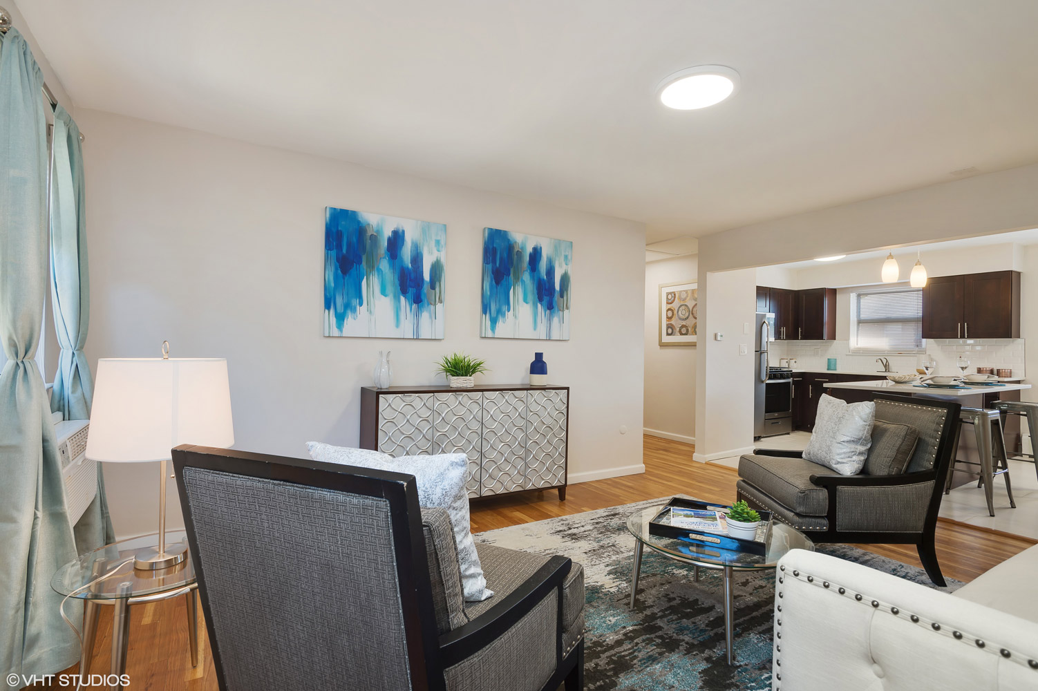 Two Bedroom Apartments at Grandview Gardens Apartments in Edison, New Jersey