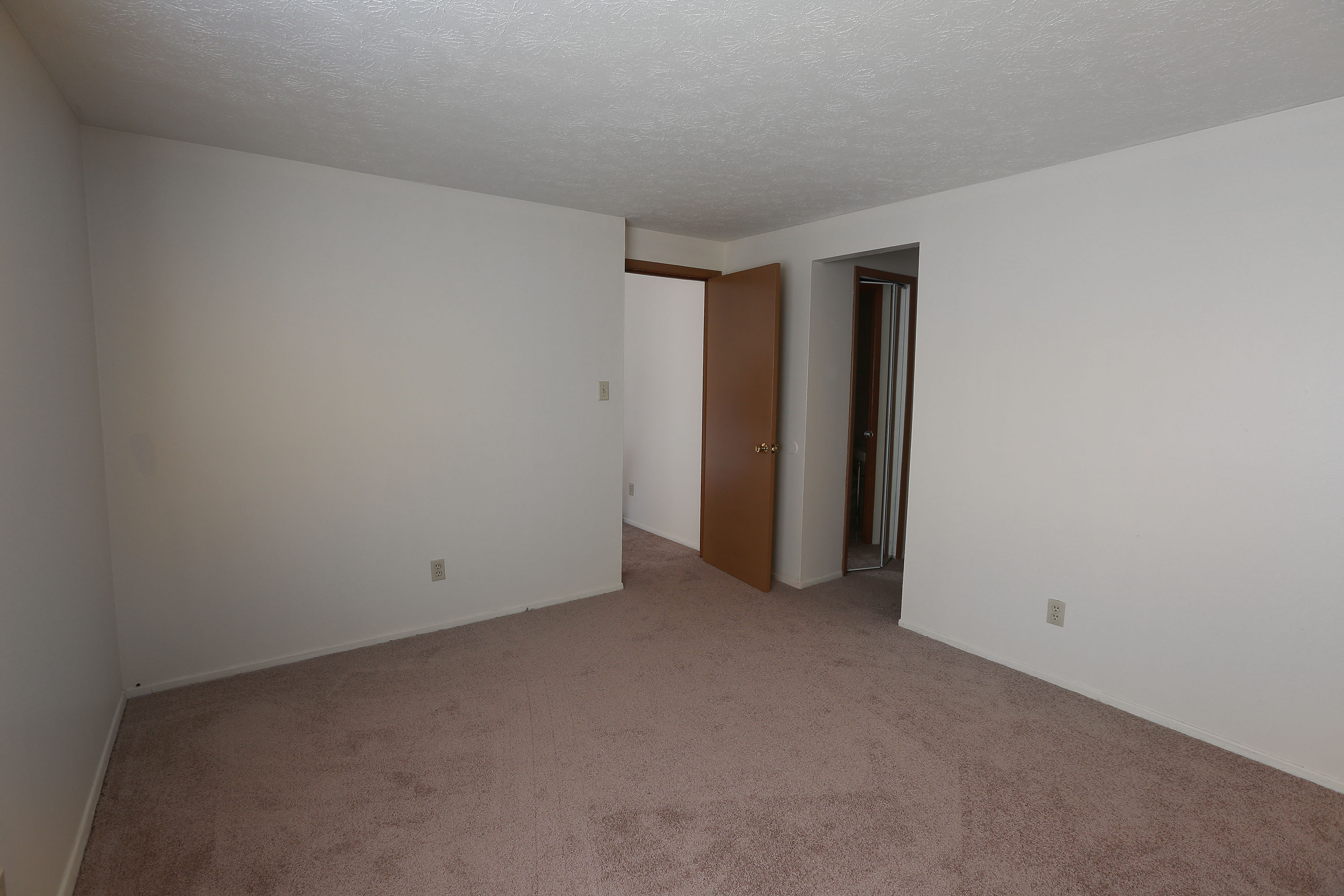 2B Bedroom #1 at the Greenridge on Euclid Apartments in Euclid, OH