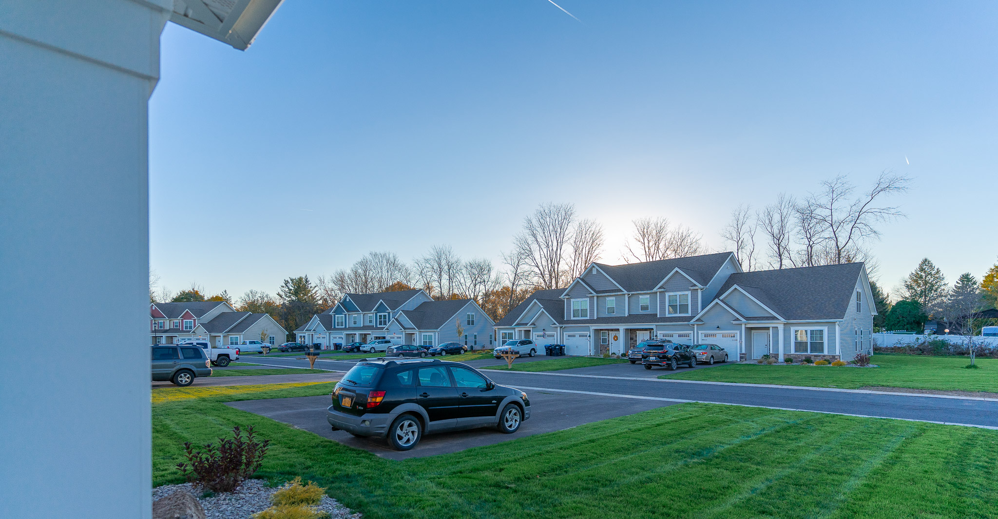 Ogden Apartment Rentals at Green Wood Park Townhouses and Apartments in Ogden, NY