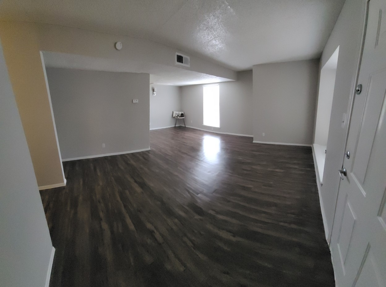 Ample Entertainment Space at Hamilton Place Apartments in San Antonio, Texas