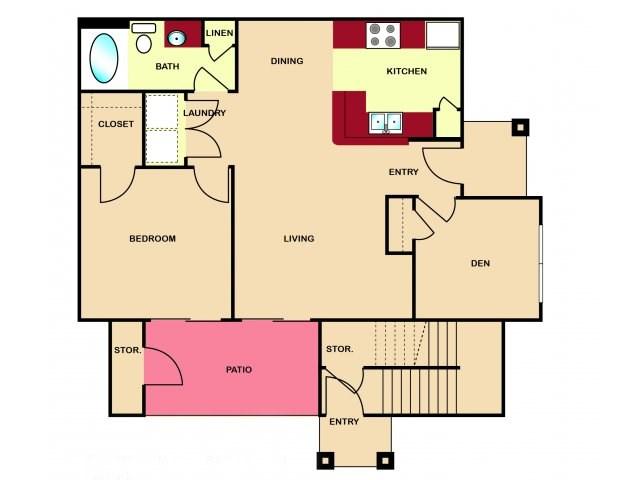 The Hamlins at Cedar Creek Lake - Floorplan - Estancia