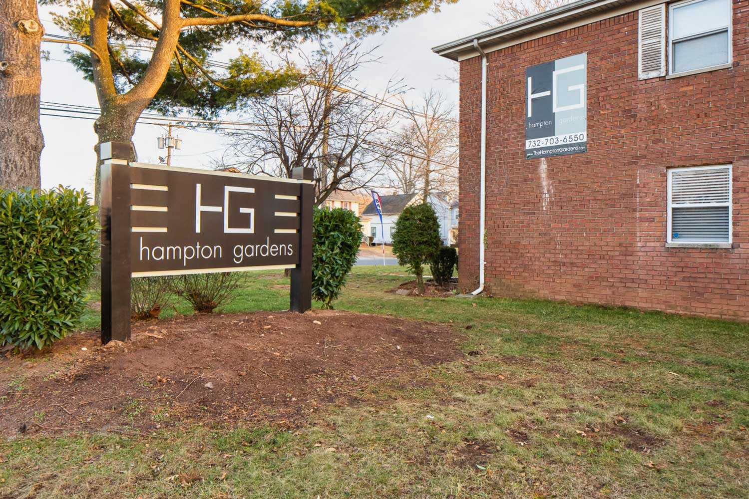 24-Hour Availability at Hampton Gardens Apartments in Middlesex, New Jersey