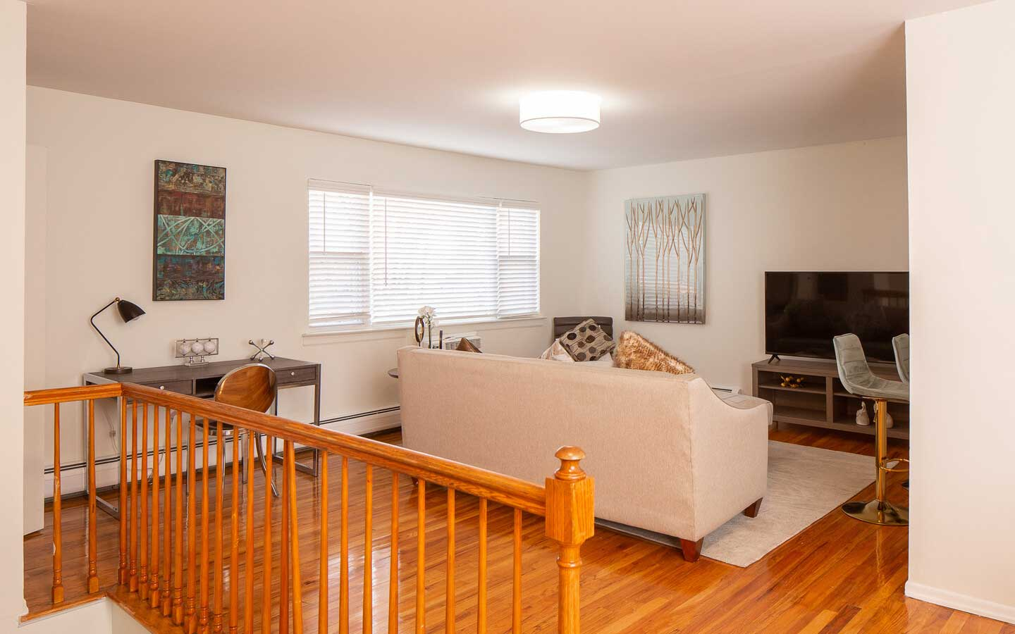 Smoke Free Apartments at Hampton Gardens Apartments in Middlesex, New Jersey