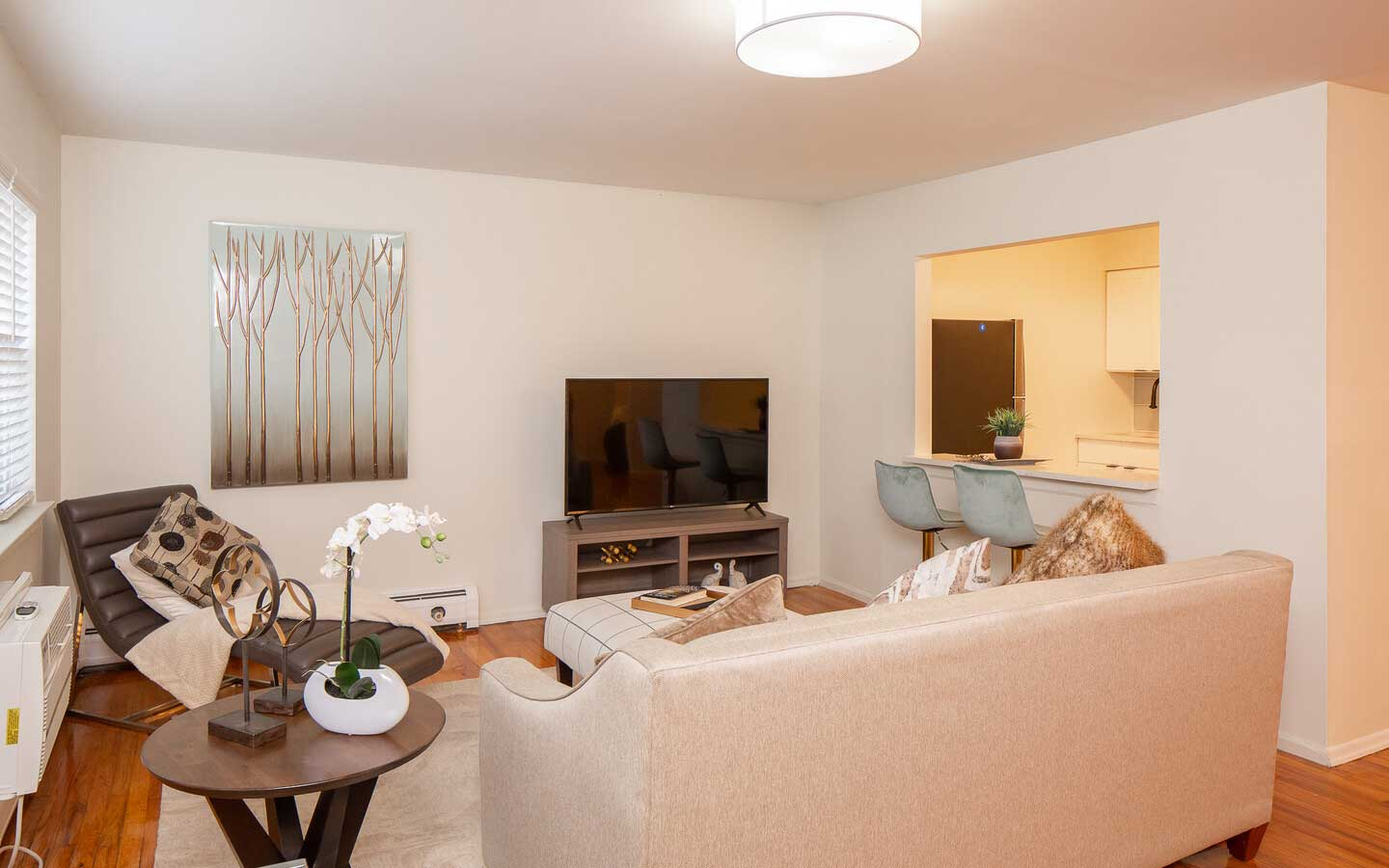 Air Conditioning Available at Hampton Gardens Apartments in Middlesex, New Jersey