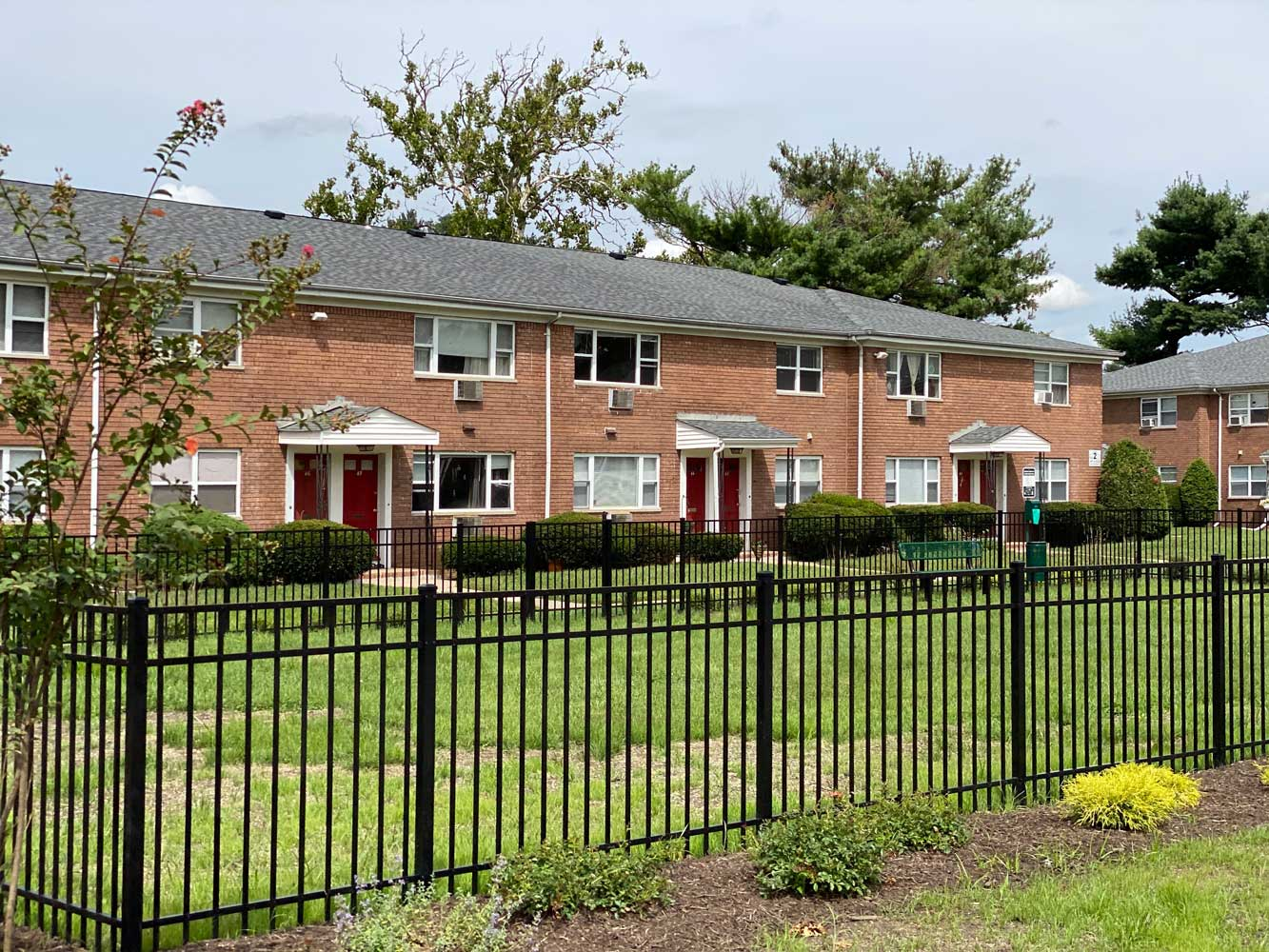 Fresh Air at Hampton Gardens Apartments in Middlesex, New Jersey
