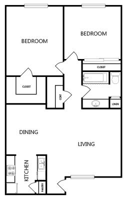 Avanti on Central - Floorplan - B1
