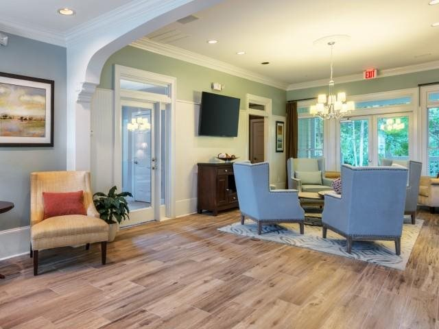 Spacious Floor Plans at The Hamptons at East Cobb Apartments in Marietta, Georgia