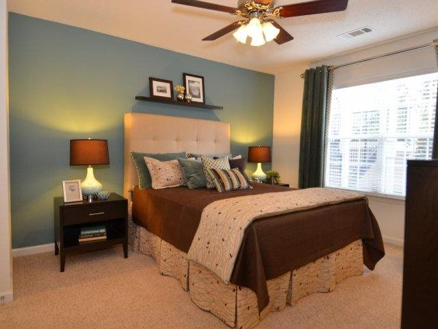 One, Two and Three-Bedroom Rentals at The Hamptons at East Cobb Apartments in Marietta, Georgia