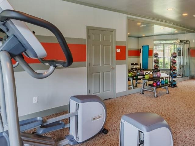 Upscale Amenities at The Hamptons at East Cobb Apartments in Marietta, Georgia