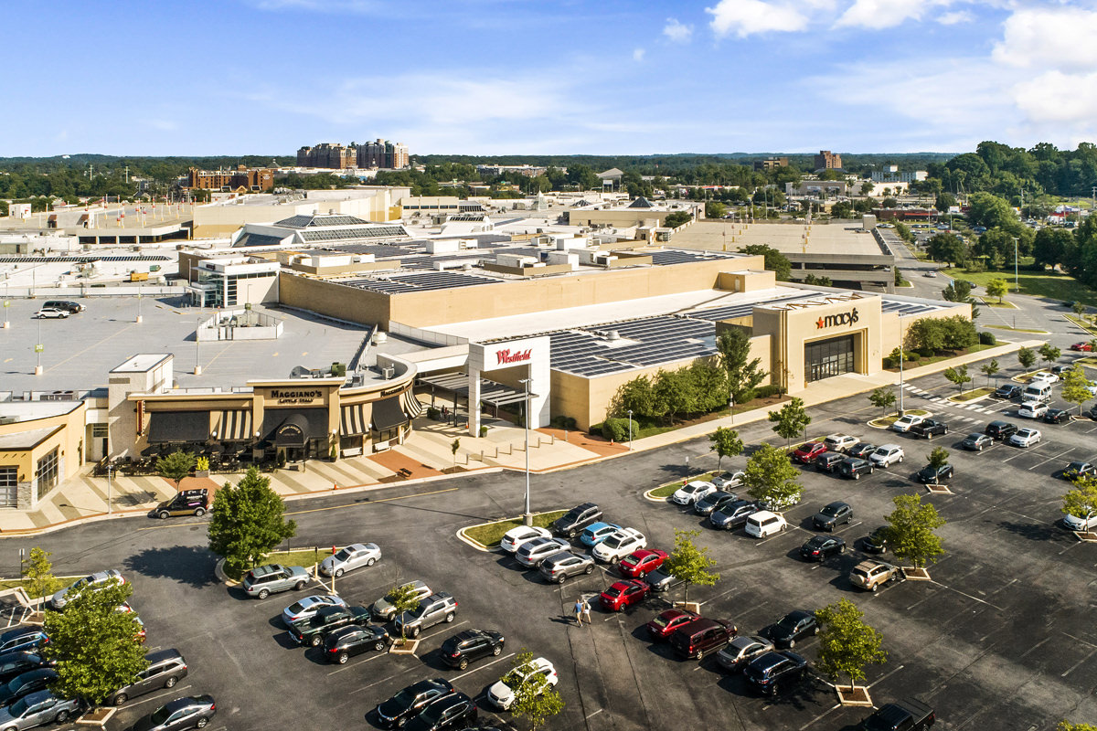 Westfield Annapolis Mall is 5 minutes from Harbour Gates Apartments in Annapolis, MD