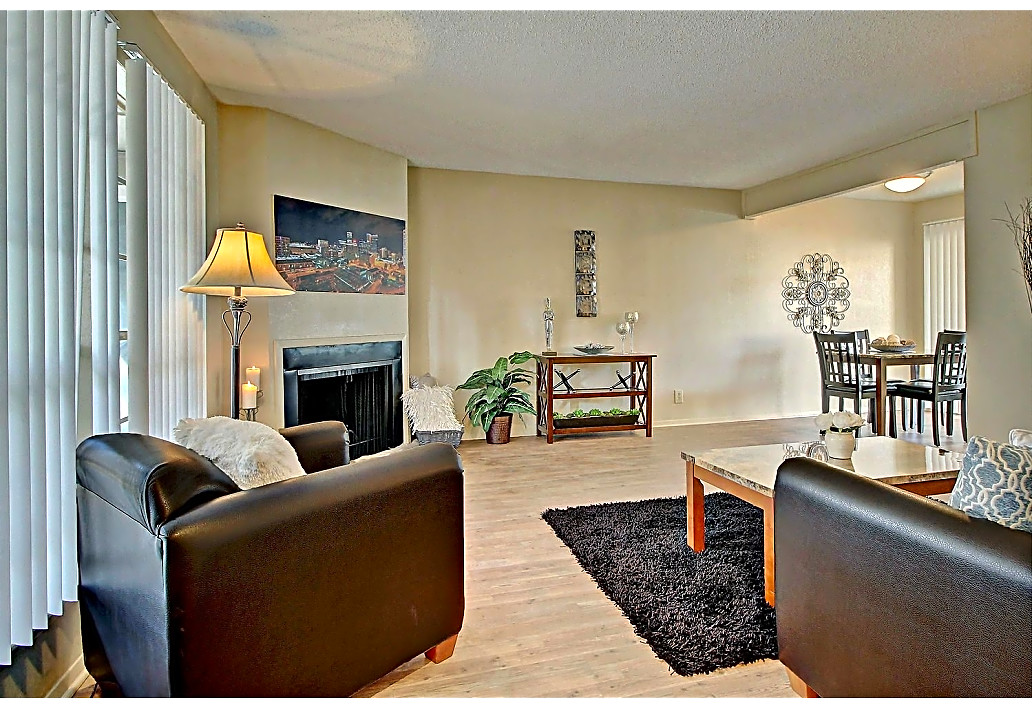 Spacious Floor Plans at Harmony Glen Apartments in Tulsa, Oklahoma