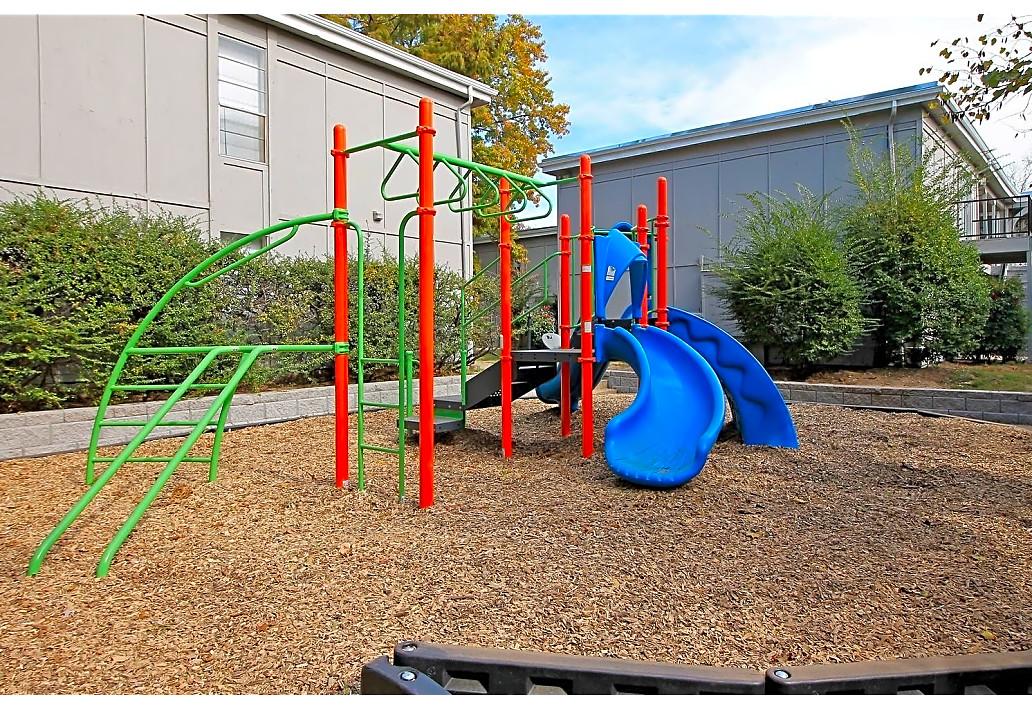 Playground at Harmony Glen Apartments in Tulsa, Oklahoma