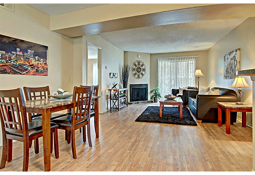Modern Apartment Homes at Harmony Glen Apartments in Tulsa, Oklahoma