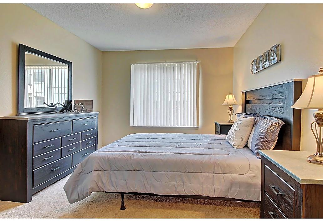 One-Bedroom Apartments at Harmony Glen Apartments in Tulsa, Oklahoma
