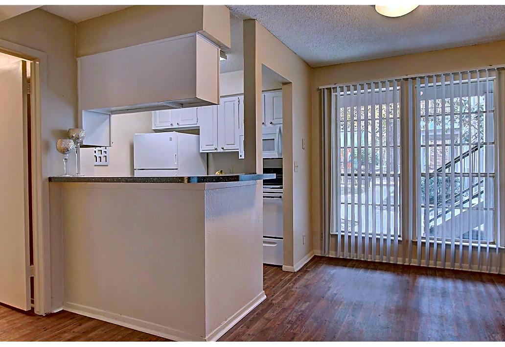 Renovated Interiors at Harmony Glen Apartments in Tulsa, Oklahoma