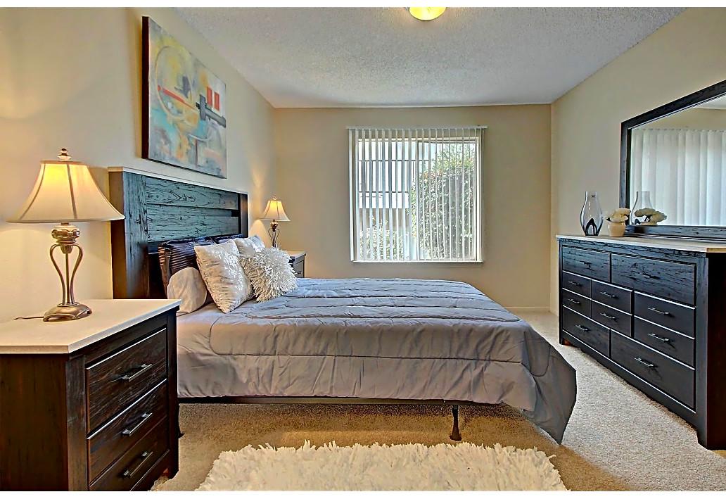 Two-Bedroom Apartments at Harmony Glen Apartments in Tulsa, Oklahoma