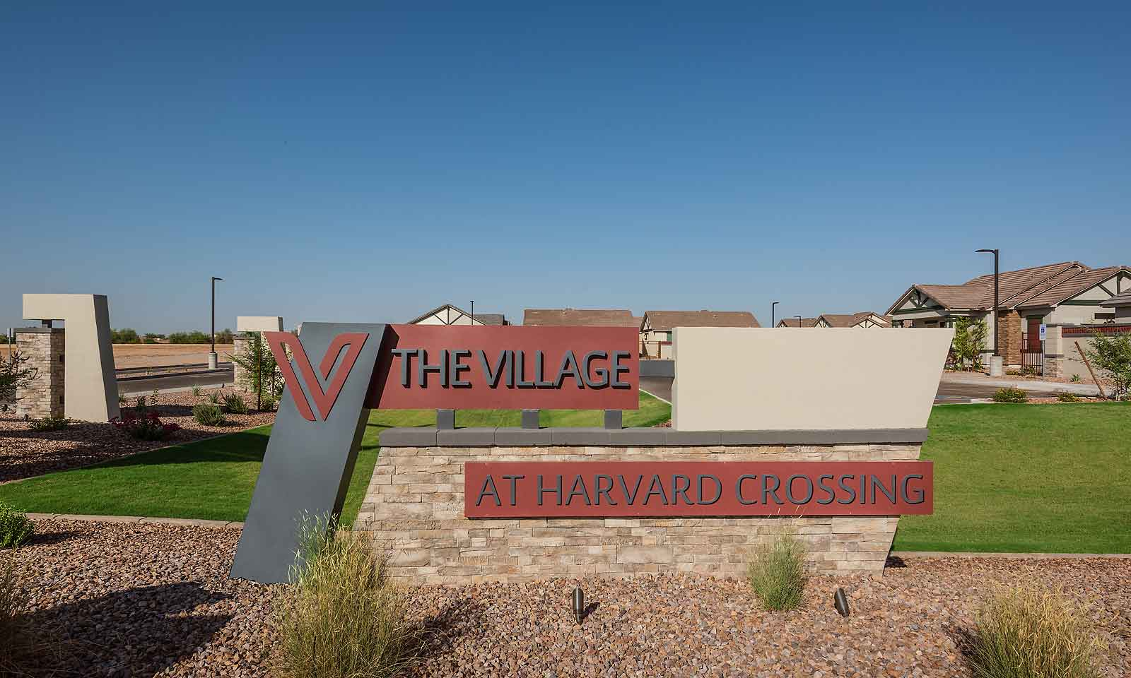 Master-Planned Residential Community at Village at Harvard Crossing Apartments in Goodyear, AZ