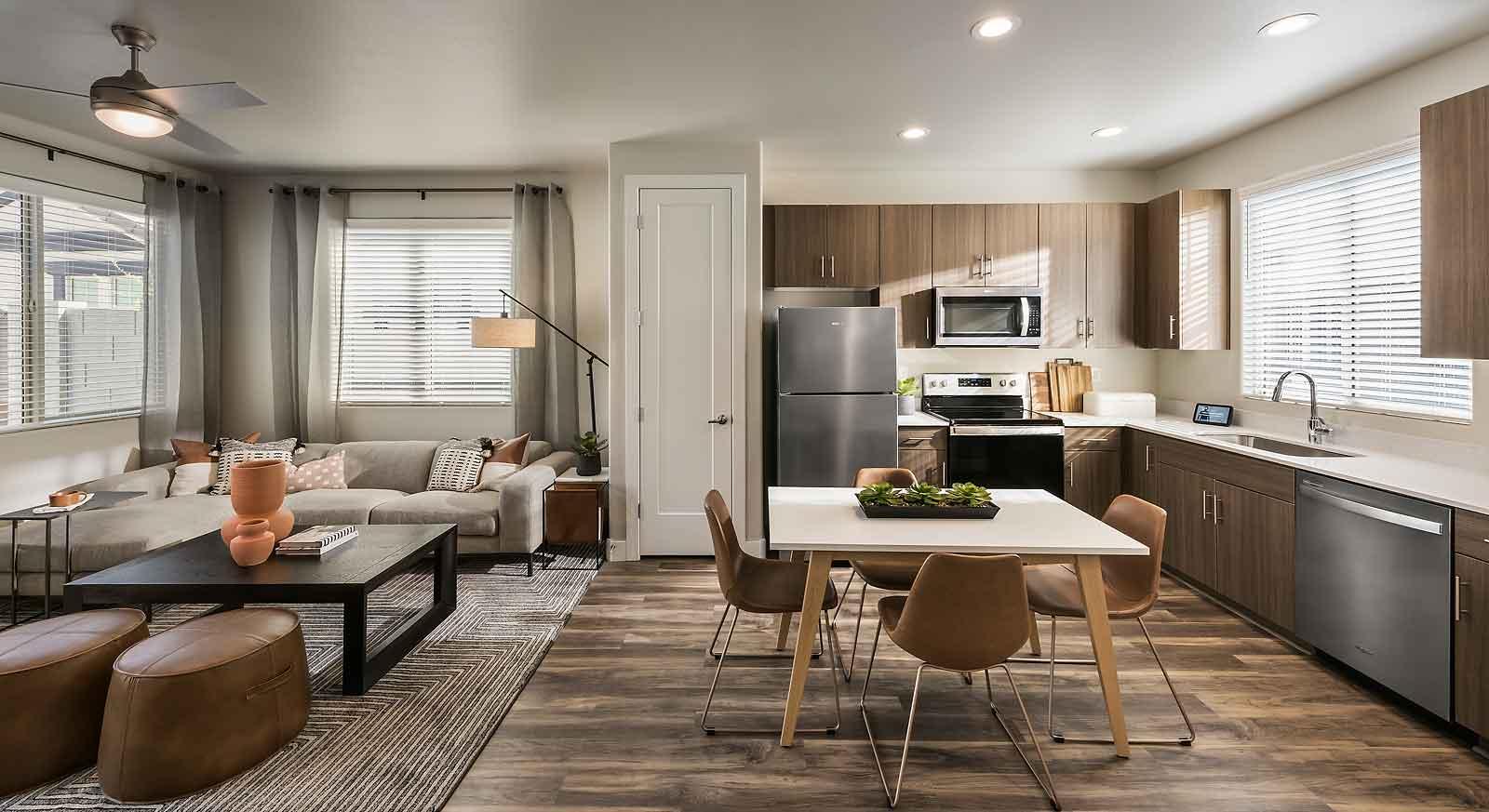 Luxury Apartments at Village at Harvard Crossing Apartments in Goodyear, AZ
