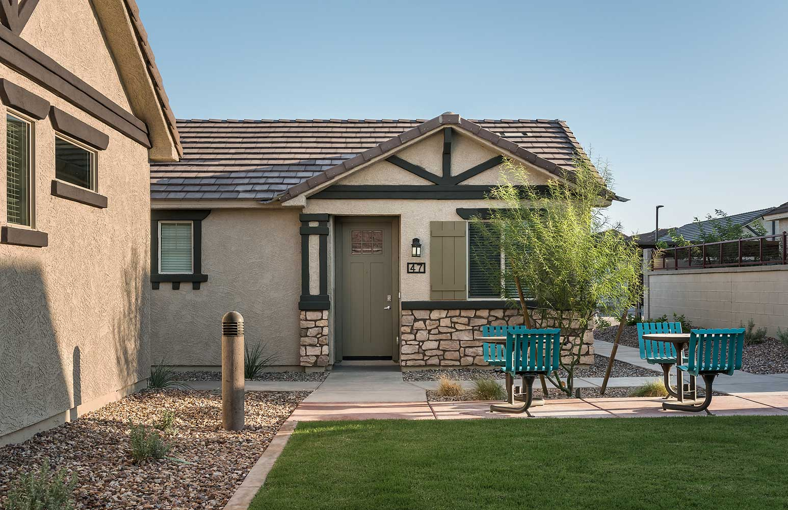Smart-Home Technology Package  at Harvard Crossing Apartments in Goodyear, AZ
