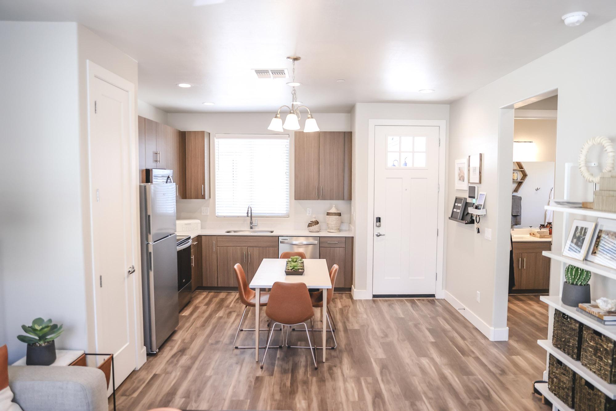 Beautiful Interior Spaces at Village at Harvard Crossing Apartments in Goodyear, AZ