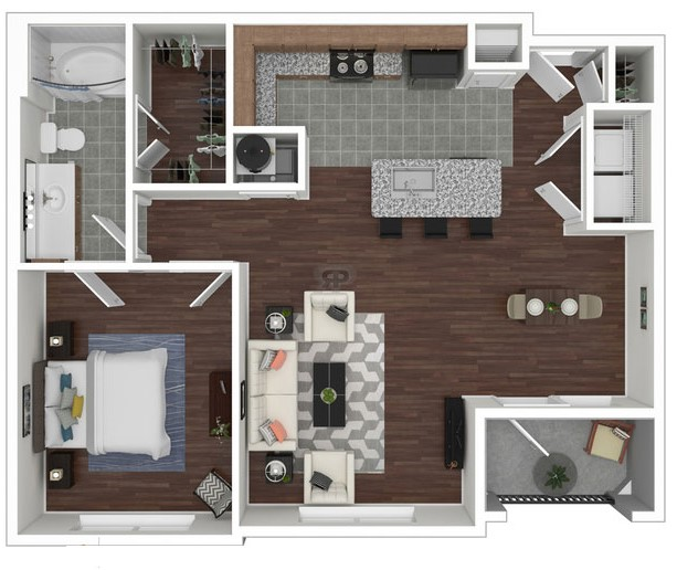 Haven at Main - Apartment 1441