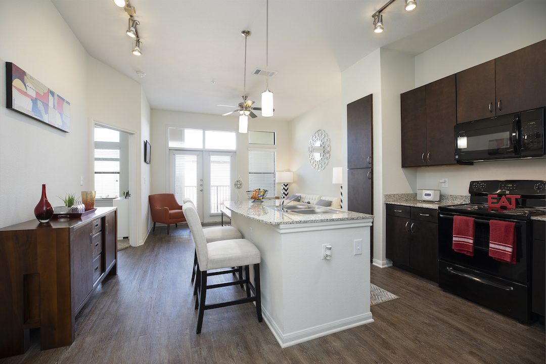 Open Concept Floor Plans At Haven at Main Apartments In Houston, TX