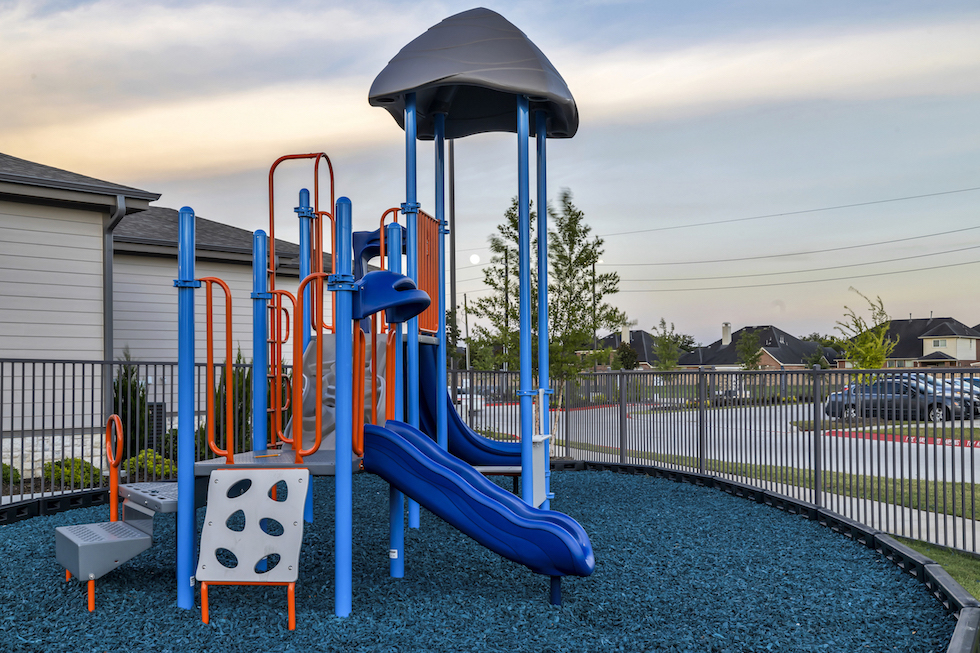 Playground at Haven at Bellaire Apartments in Richmond, TX